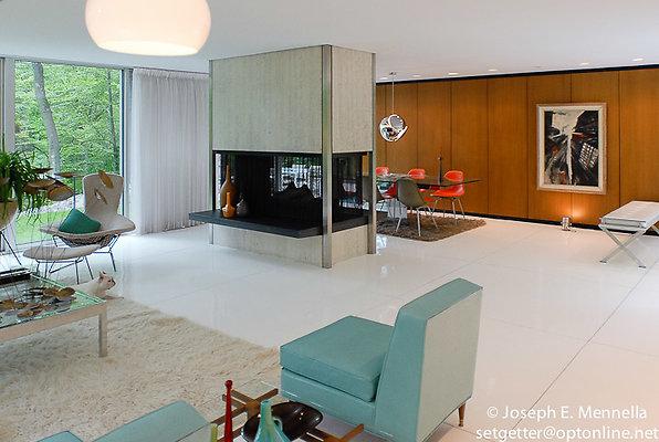 Westchester Modern House Int & Ext