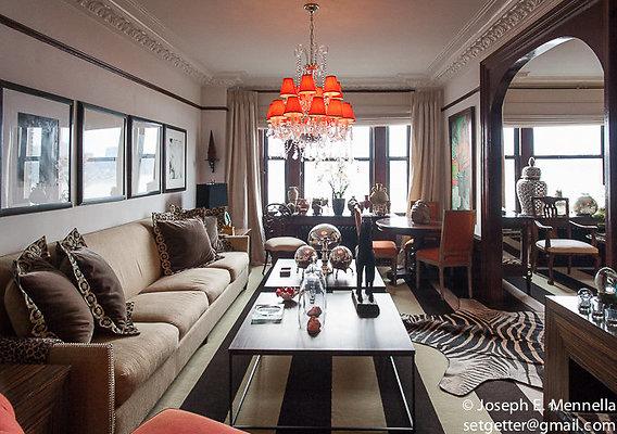 NYC Designer Apartment